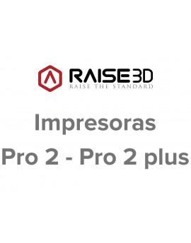 Recambios Raise3D Pro2 Series
